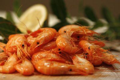 500gr de camarones gallegos